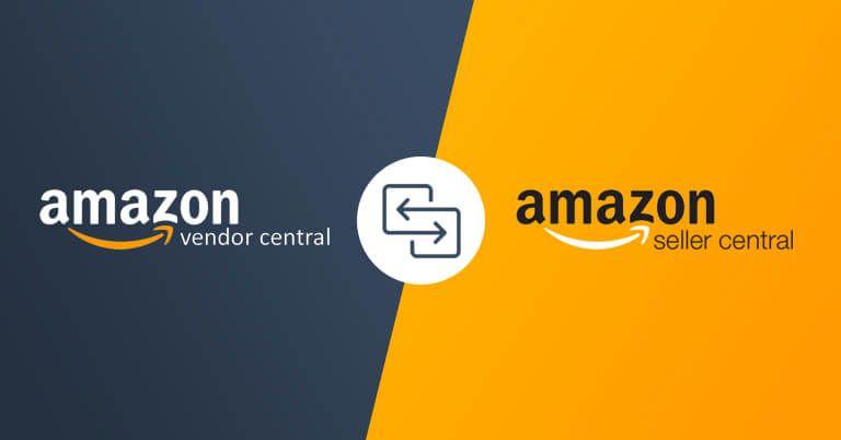 Amazon Seller Amazon Vendor